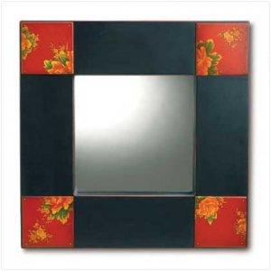 Asian-Inspired Mirror