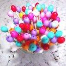 30 Easter Eggs Toothpicks Dinner Party Food Picks Shabby Hostess Gift Appetizers