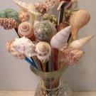 Swizzle Sticks Seashells Reusable Stirrers Drinks Shells Party Wedding Bar Lot