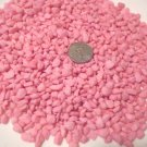 6oz. Medium Pink Pebbles Mini Moon Stones Crafts Vase Filler Fairy Garden