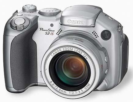 Genuine Canon S2 IS digital camera