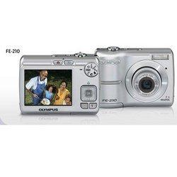 OLYMPUS FE210 7.1 MP Digital Camera