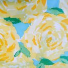 Yellow first Impressions Poplin....please read entire description