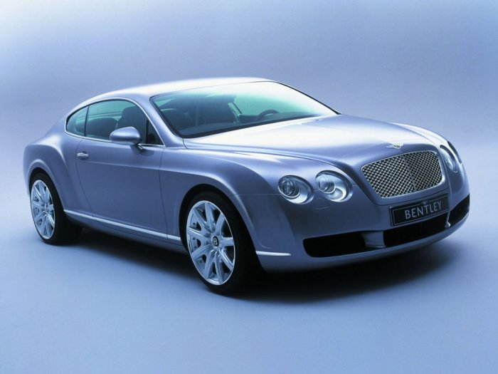 bentley continetal
