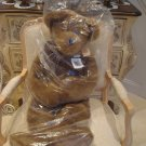 "BOYDS HOBSON HUGMEISTER QVC EXCLUSIVE 40"" BEAR NEW IN PLASTIC BAG **RARE FIND**"