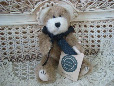BOYDS BRISTOL B. WINSOR RETIRED ARCHIVE BEAR ***NEW STORE STOCK**