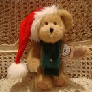 "BOYDS JOLLY B. NICK 10"" QVC EXCLUSIVE CHRISTMAS BEAR  *NEW STORE STOCK*"