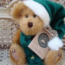 "BOYDS CZ COMET 8"" HOLIDAY CHRISTMAS ELF BEAR *NEW STORE STOCK*"