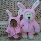 ADORABLE EASTER BUNNY OUTFIT FOR BOYD'S BEARS ***SO CUTE***