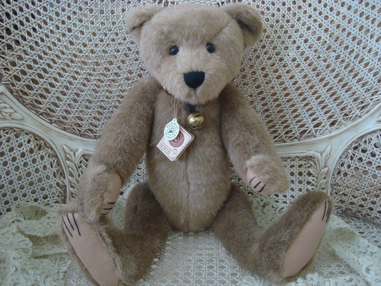 """BOYDS 22"""" RETIRED ANTIQUE STYLE ARCHIVE BEAR ***NEW STORE STOCK***"""