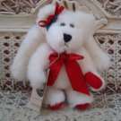 "BOYDS FAITH ANGELBEARY 5 1/2"" ANGEL BEAR ORNAMENT *NEW STORE STOCK*"