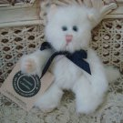 "BOYDS CARLYLE WORDSWORTH 5"" RETIRED ADORABLE CAT **NEW STORE STOCK**"