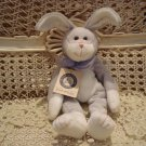 "BABY BOYDS BUNKIE HOPPLEBY 9"" TALL BUNNY EASTER **NEW STORE STOCK***"