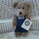 "BOYDS GEORGE 10"" SHOW EXCLUSIVE BEAR **NEW STORE STOCK**"