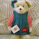 "BOYDS SPEARA MINTLY 14"" TALL PEPPERMINT CANDY CHRISTMAS BEAR  *NEW STORE STOCK*"