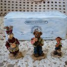 BOYDS BAILEY'S COZY COTTAGE VILLAGE FIGURINES *NEW STORE STOCK** RETIRED
