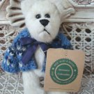 "BOYDS HANS Q. BERRIMAN 6"" RETIRED BEAR IN SWEATER **NEW STORE STOCK***"