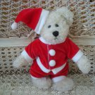 ADORABLE SANTA SUIT & HAT CHRISTMAS OUTFIT FOR BOYD'S BEARS ****SO CUTE****