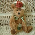 "BOYDS AUNTIE ALEENA DE BEARVOIRE 10"" RETIRED ARCHIVE BEAR ***NEW STORE STOCK**"