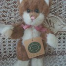 "BOYDS BROWNING 8"" RETIRED ADORABLE CAT **NEW STORE STOCK**"