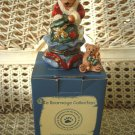 BOYDS GRENVILLE SANTA'S HELPER LE BEARMOGE BOX RETIRED **NEW STORE STOCK**