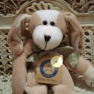 "BOYDS BARKLEY MCFARKLE 9"" BABY BOYDS DOG RETIRED  ***NEW STORE STOCK**"