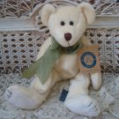 "BOYDS DILLY MCDOODLE 9"" TALL BABY BOYDS PALE YELLOW BEAR **NEW STORE STOCK**"