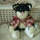 """BOYDS JAVA B. BEAN 8"""" RETIRED ADORABLE CAT **NEW STORE STOCK**"""