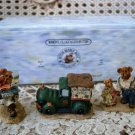BOYDS TED E BEAR SHOP VILLAGE FIGURINES *NEW STORE STOCK**