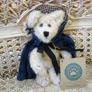 "BOYDS NATASHA BERRIMAN 6"" TALL ADORABLE BEAR WEARING A CAPE ***NEW STORE STOCK**"