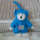 ADORABLE BLUE SPACE ALIEN OUTFIT FOR BOYDS BEARS ****SO CUTE****