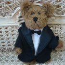 ADORABLE GROOM OUTFIT FOR BOYD'S BEARS ****SO CUTE****