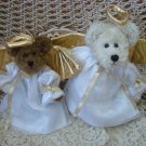 ADORABLE ANGEL OUTFIT FOR BOYD'S BEARS ***SO CUTE***