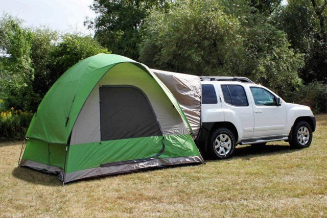 "Backroadz SUV Tent Box Measurements: 31"" x 9.5"" x 10"""