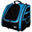Pet Gear I-GO2 Traveler Pet Carrier - Ocean Blue Roller Bag Carrier Tote