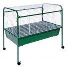 """Prevue Hendryx 520 Small Animal Cage 40"""" L x 22"""" D x 37"""" H Guinea Pigs Rabbits"""