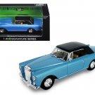 1961 Bentley Continental S2 Park Ward Blue 1/43 Diecast Model Car