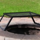 "Camping and Patio Foldable, Portable Tray/Table by Sunnydaze 24"" x 16"" x 10""H"
