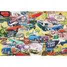 Paradox Puzzle Company The Great American Roadtrip 1000 Piece Jigsaw Puzzle