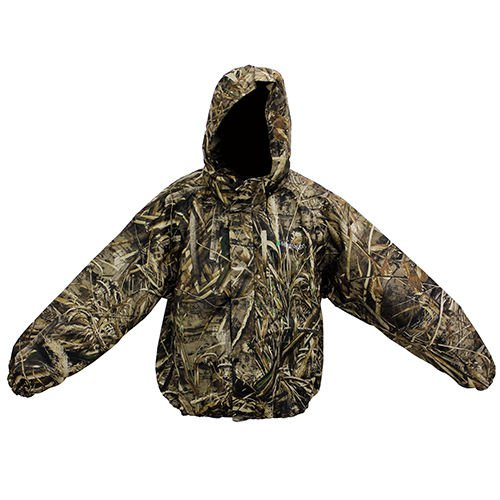 Frogg Toggs Pro Action Camo Jacket Realtree Max 5, Medium