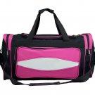 Crown Sporting Goods 20 Inch Pink 600HD Tuff Cloth Canvas Duffel Bag