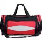 Crown Sporting Goods 20 Inch Red 600HD Tuff Cloth Canvas Duffel Bag
