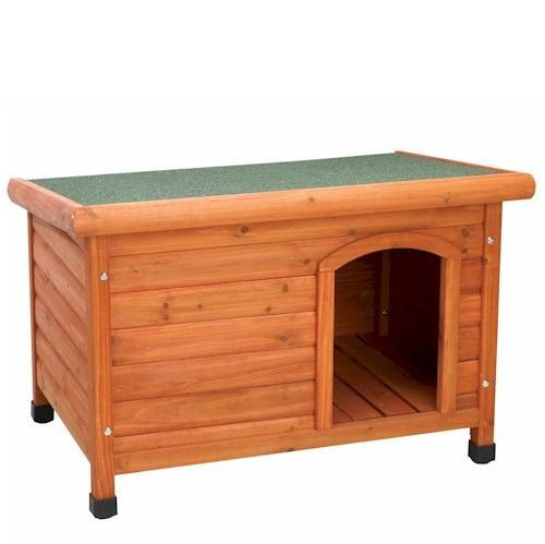 "Premium Plus Dog House  Small Toy Breeds 33.5"" W x 22.5"" D x 22.75"" H"