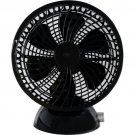 "Keystone KSTFA060UAG Gun Metal  6"" USB Desk Fan"