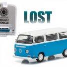 """1971 Volkswagen Type 2 Bus (T2B) """"Lost"""" TV Series (2004-2010) 1/64 Diecast Model"""