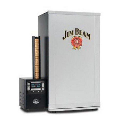 Bradley Technologies Food Smoker Jim Beam, Digital 4 Rack