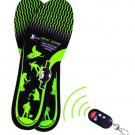 Flambeau Inc Hot Feet Heated Insoles Kit With Remote Small