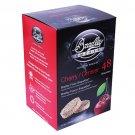 Bradley Technologies Smoker Bisquettes Cherry 48 Pack Clean Smoke Flavor