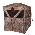 Ameristep The Crush Enforcer Hub Blind Realtree Multiple People