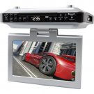 iLive Under the Cabinet TV AM/FM Bluetooth CD Digital Clock USB Port